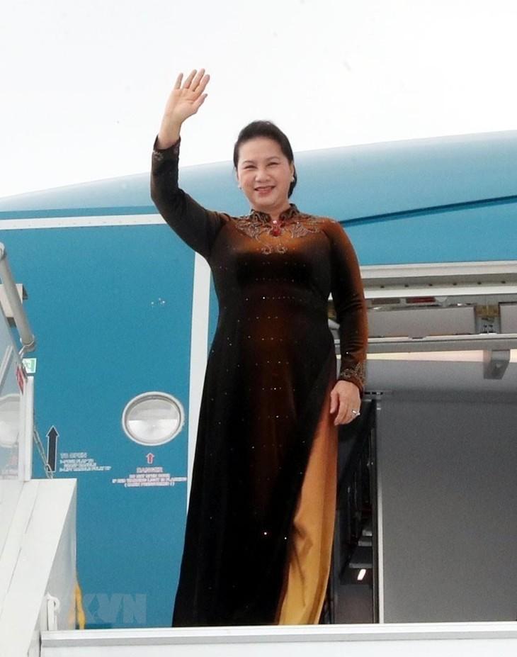Nguyên Thi Kim Ngân reçue par le Premier ministre marocain - ảnh 1
