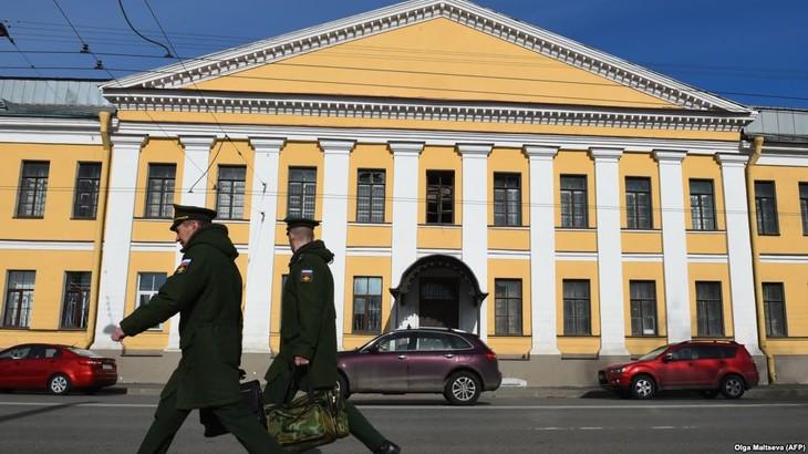 Pas de blessé vietnamien lors de l'explosion à l'Académie militaire russe - ảnh 1