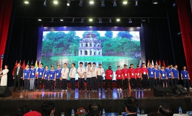 Des candidats étrangers à la 16e HOMC 2019 - ảnh 1