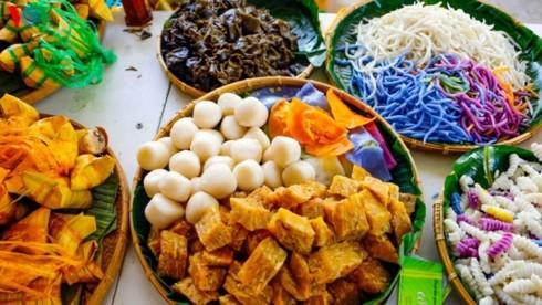 Cân Tho : Fête des gâteaux traditionnels du Sud - ảnh 1