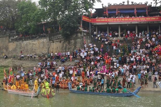 Fête des rois Hùng : un programme diversifié - ảnh 1