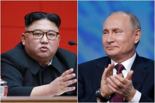 Kim Jong-un et Vladimir Poutine tiendront leur premier sommet en Russie fin avril  - ảnh 1