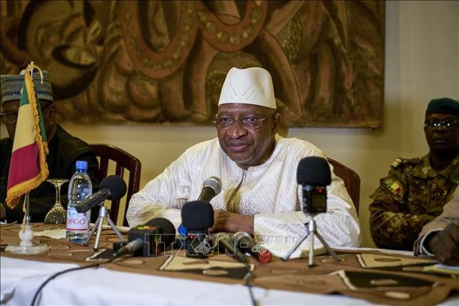 Mali: le Premier ministre Soumeylou Boubèye Maïga a démissionné - ảnh 1