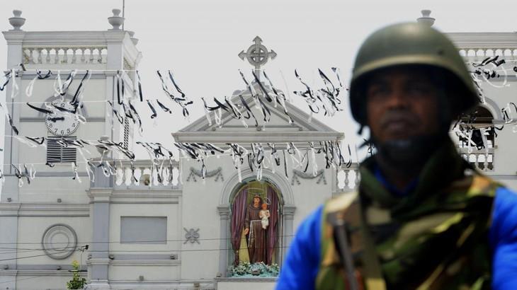 Attentats au Sri Lanka: démission du plus haut responsable du ministère de la Défense - ảnh 1