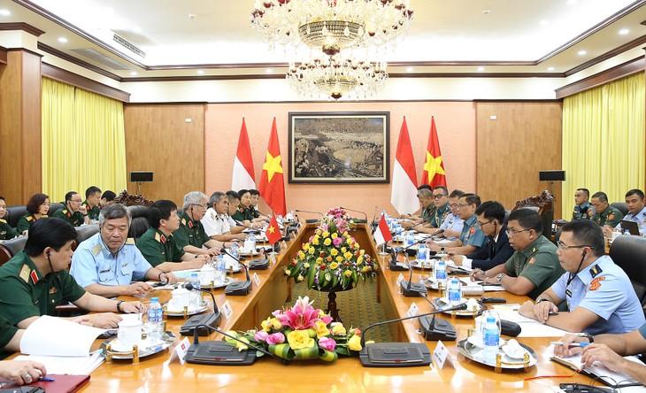 Vietnam-Indonésie : Premier dialogue sur la politique défensive - ảnh 1