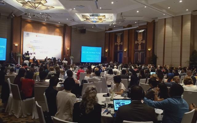 Forum de l'UNESCO sur l'éducation au développement durable et à la citoyenneté mondiale - ảnh 1
