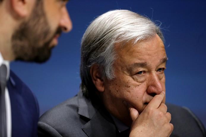 l'ONU préoccupée par les informations sur le stock iranien d'uranium faiblement enrichi - ảnh 1