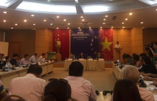 EVFTA: opportunités pour le Vietnam - ảnh 1