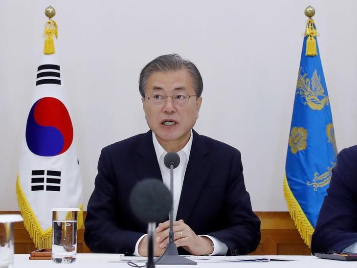 Litige diplomatico-commercial: Tokyo et Séoul durcissent le ton - ảnh 1