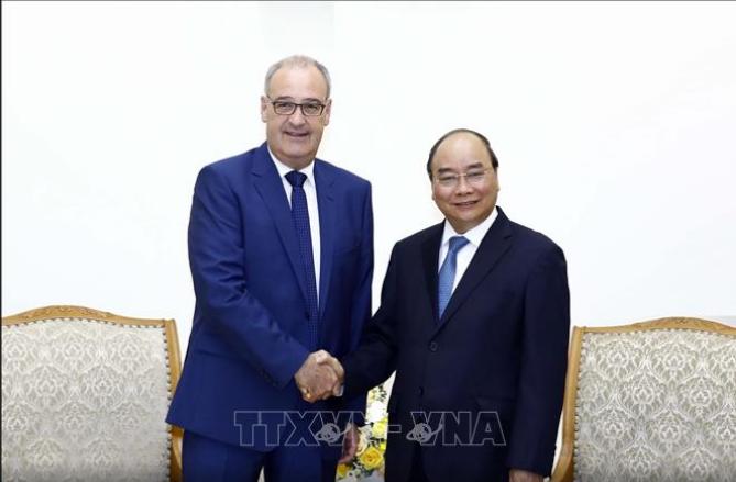 Le Vietnam souhaite intensifier sa coopération avec la Suisse - ảnh 1