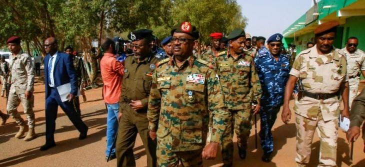 Soudan: Une «tentative de coup d'État» déjouée affirme un général  - ảnh 1