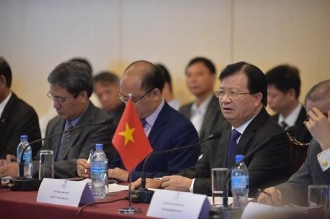 Un vice-Premier ministre vietnamien en visite en Tanzanie - ảnh 1