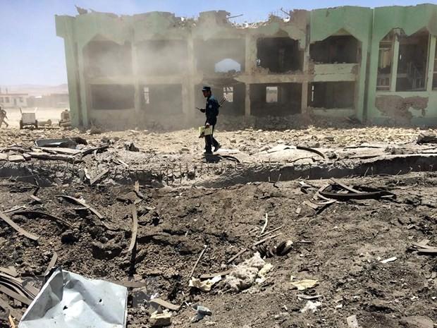Afghanistan: au moins cinq morts dans un attentat-suicide  - ảnh 1