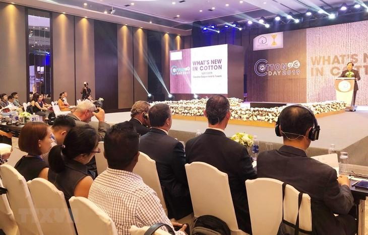 Coton : Le Vietnam renforce sa coopération avec les Etats-Unis - ảnh 1