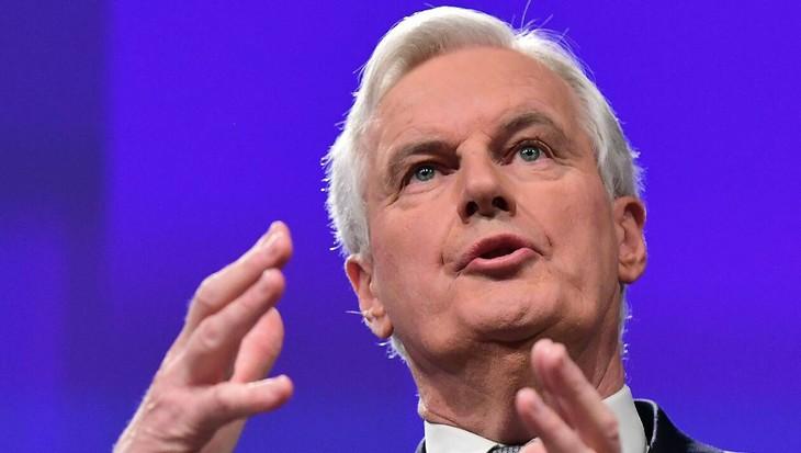 Brexit: Les demandes de Boris Johnson sont «inacceptables» pour Michel Barnier - ảnh 1