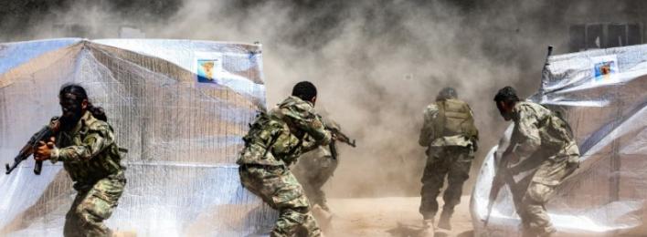 Le régime syrien rejette un accord américano-turc sur une zone tampon  - ảnh 1