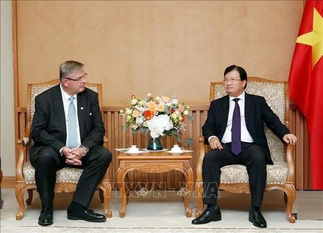 Le Vietnam favorise les investissements étrangers dans le développement des énergies renouvelables - ảnh 1