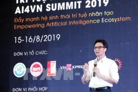 Journée de l'intelligence artificielle du Vietnam 2019 - ảnh 1
