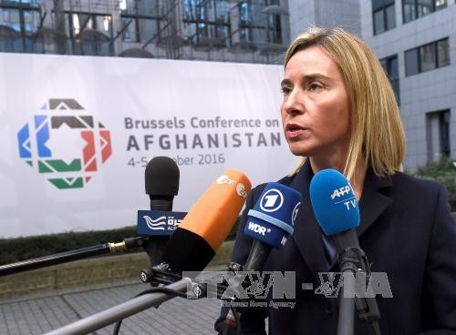 EU objects to new sanctions against Russia and Syria - ảnh 1