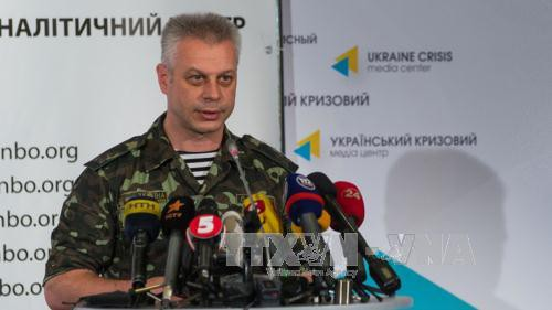3 killed, 9 wounded in fresh fighting in eastern Ukraine - ảnh 1