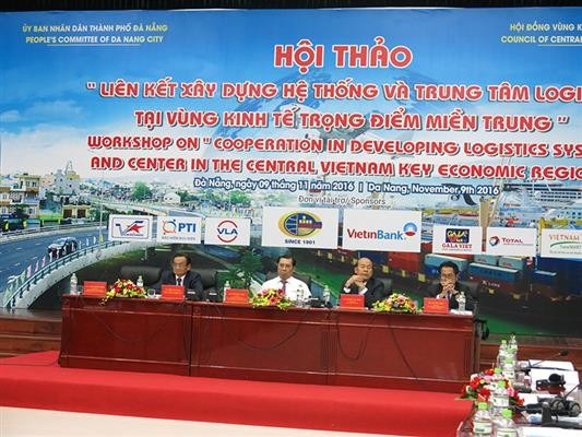 Logistics centre to be built in Central Key Economic Zone - ảnh 1