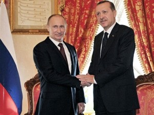 Russia and Turkey discuss Syria issues - ảnh 1