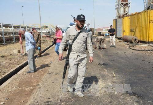 Suicide attack kills 7 north of Baghdad - ảnh 1