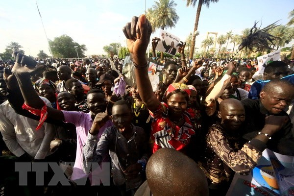 South Sudan begins 3rd round of peace talks - ảnh 1