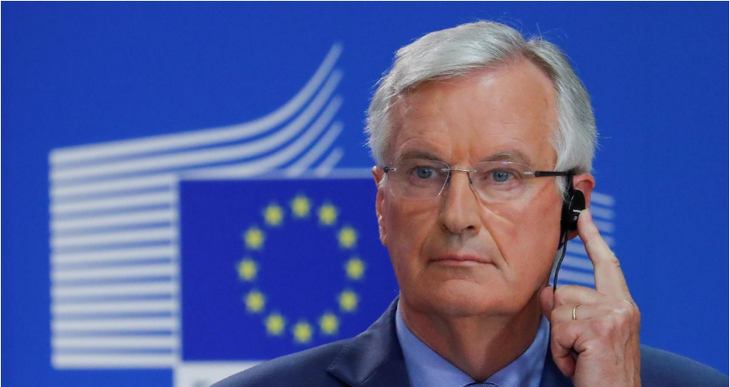 EU Brexit negotiator reveals 'divorce deal' with Britain  - ảnh 1
