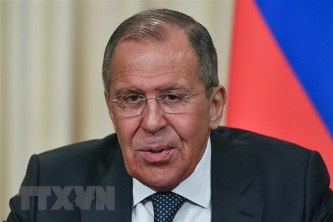 Russia calls on protecting Afghanistan's territory - ảnh 1
