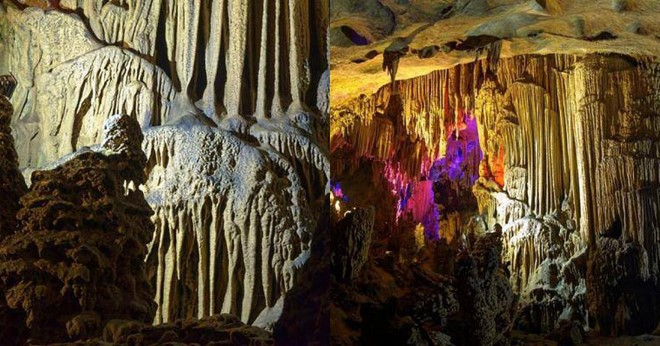 Non Nuoc Cao Bang global geopark's magnificient beauty - ảnh 11