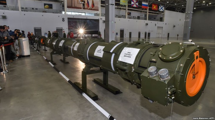 Russia: US has not provided evidence of Moscow violating INF Treaty - ảnh 1