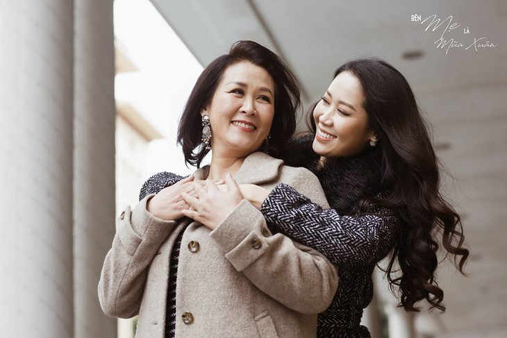 Spring is when we're with our mothers! - ảnh 4