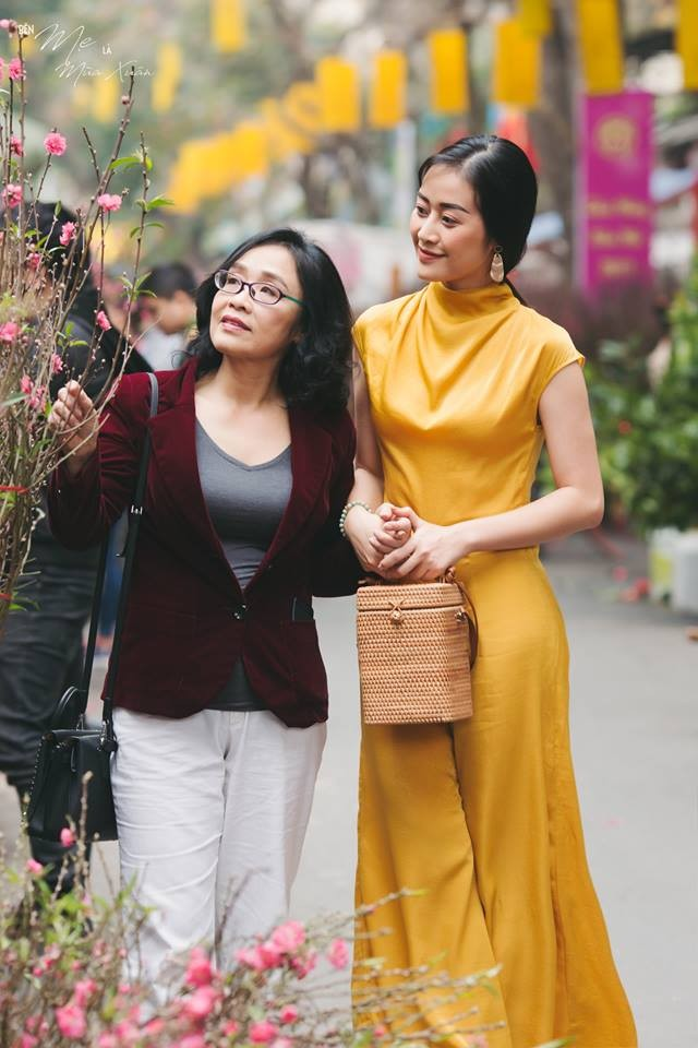 Spring is when we're with our mothers! - ảnh 1