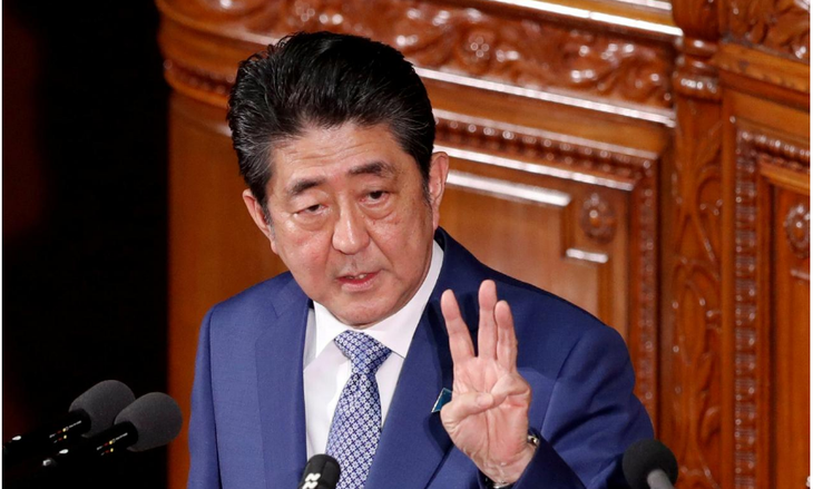 Japan open to talks with North Korea without preconditions  - ảnh 1