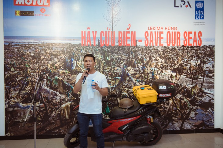 Photo exhibition 'Save our seas': Only action brings changes! - ảnh 3