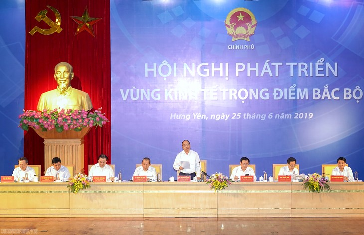Northern key economic region urged to continue driving economic growth - ảnh 1