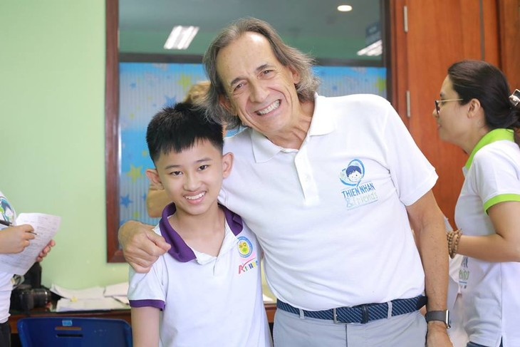 Thien Nhan & Friends program brings hope to unlucky children - ảnh 3