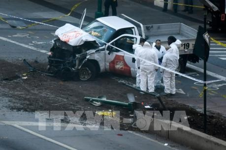 L'organisation Etat islamique revendique l'attentat de New York - ảnh 1