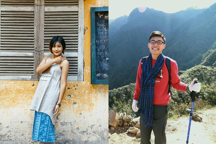 Duo: Nguyen Hoang Ngoc Lam-Nguyen Duc Huy  - ảnh 1
