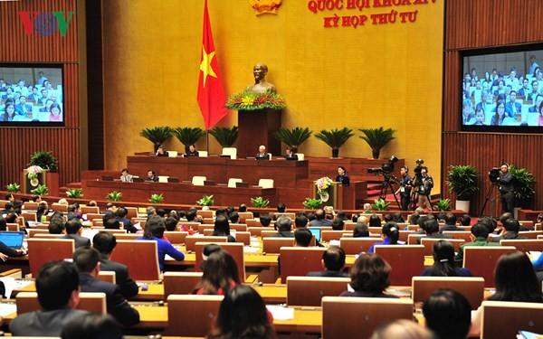 L'Assemblée nationale adopte la loi sur l'aménagement - ảnh 1