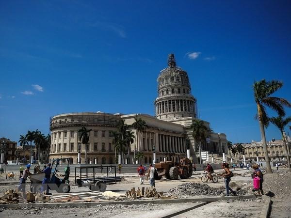 Une délégation de Hanoï à La Havane - ảnh 1