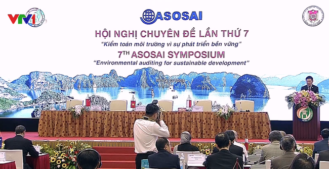 Pour l'efficacité de l'audit environnemental dans l'ASOSAI - ảnh 1