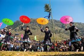 Compréhension orale: leçon 1: des fêtes traditionnelles d'ethnies minoritaires du Nord Ouest  - ảnh 1