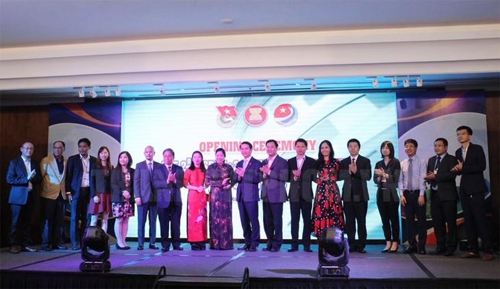 Forum des jeunes entrepreneurs de l'ASEAN + 3  - ảnh 1