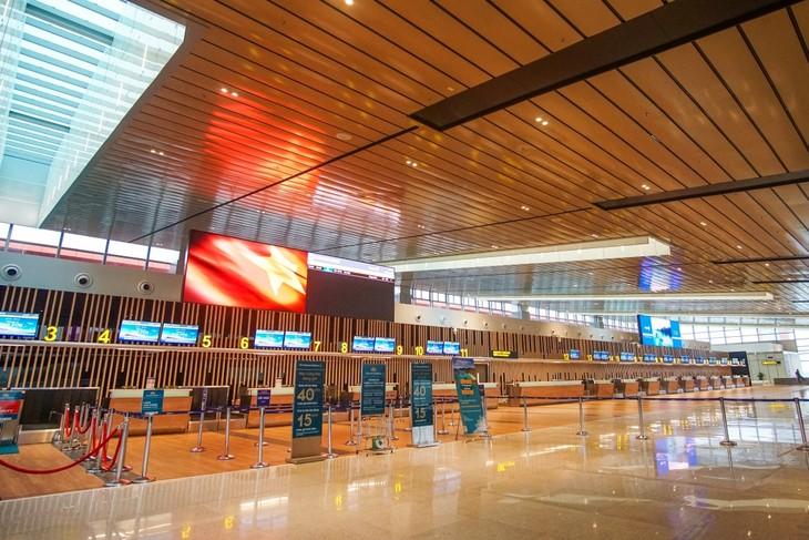 L'aéroport international de Vân Dôn  - ảnh 2