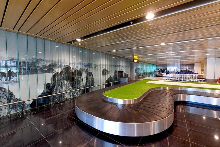 L'aéroport international de Vân Dôn  - ảnh 5