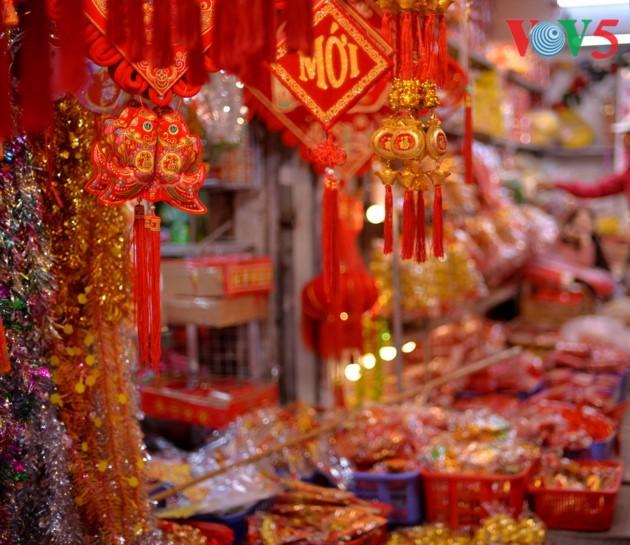 Hanoi à l'approche du Têt - ảnh 10
