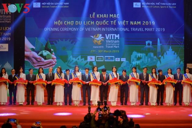 Le salon international du tourisme du Vietnam 2019 (VITM) - ảnh 2