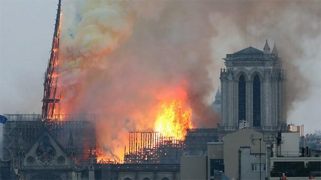 La cathédrale Notre-Dame de Paris avant le drame - ảnh 11
